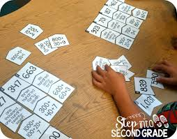 place value for 2nd grade place value step into 2nd grade