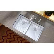 Franke Sink Protector by Elkay Gobg1415ss Bottom Grid Kitchen Sinks Amazon Com