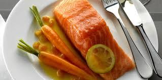cuisine pav de saumon pavé de saumon au miel facile et pas cher recette sur cuisine
