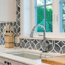 backsplash tiles for kitchen ideas 40 stunning geometric backsplash tile kitchen ideas beyond design