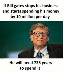 Bill Gates Memes - dopl3r com memes if bill gates stops his business and starts
