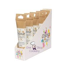 colour splash gel paste food colouring 25g koala baking and
