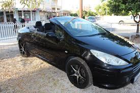 peugeot 307 cc 1600c convertible til 96650478 paphos cyprus