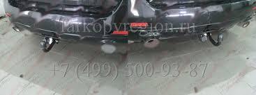 nissan murano z51 towbar фаркопы nissan murano заказ по телефону 499 500 93 87