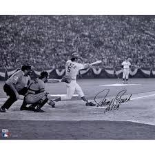 Johnny Bench Autograph Johnny Bench Autographed Memorabilia Johnny Bench Signed Baseball