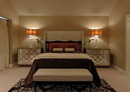 nightstand lamp shades collection ideas with bedroom lamps for