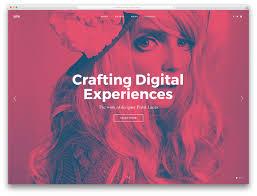 30 modern u0026 creative wordpress themes 2017 colorlib