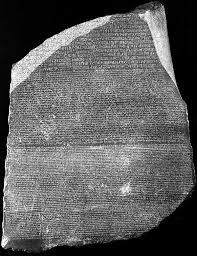 rosetta stone date mystery of the rosetta stone
