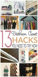best 25 closet hacks ideas on pinterest closet ideas for small