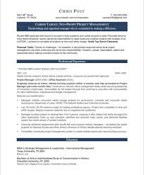 ideas about Project Manager Resume on Pinterest   Cover     Resume  Nonprofit Project Manager