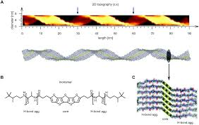 charge transport in highly ordered organic nanofibrils lessons