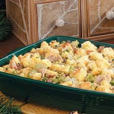 chicken corn bread dressing recipe taste of home