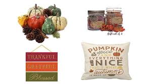 top 10 best fall decorations for your home 2017