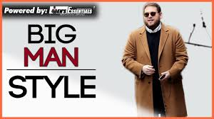 fashion for heavy men 6 fashion tips for heavy and fat indian men look attractive even