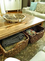 Coffee Table With Storage Best 25 Rustic Coffee Tables Ideas On Pinterest House Furniture