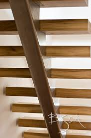 U Stairs Design Centre Spine Staircase Cambridge Bisca Staircases