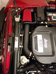 2011 jeep wrangler cold air intake redrock 4x4 wrangler cold air intake kit black wrinkle coating