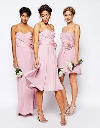 bridesmaid dresses asos 26 best floral bridesmaid dresses images on