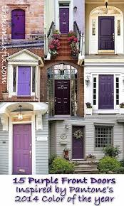 54 best paint colors for front doors images on pinterest front