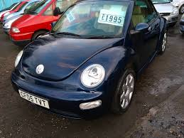 mini volkswagen beetle used volkswagen beetle convertible for sale motors co uk