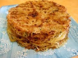 cuisiner vermicelle de riz galettes de vermicelles de riz recette pâtes alimentaires