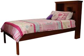 Bookcase Bed Frame Queen Book Case Bed U2013 Supercraft Bedding