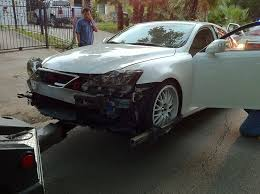 white lexus drag crash got an accident clublexus lexus forum discussion