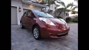 leaf nissan 2013 2013 nissan leaf sv for sale by auto europa naples mercedesexpert