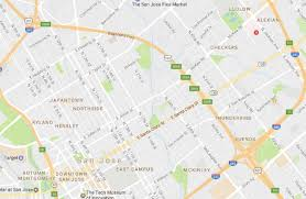 California San Jose Map by San Jose Flood Highway 101 Shut Down List Of Other Road Closures