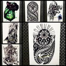 popular tribal tattoos arm buy cheap tribal tattoos arm lots from