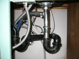 Traps At Kitchen Sink InterNACHI Inspection Forum - Kitchen sink traps