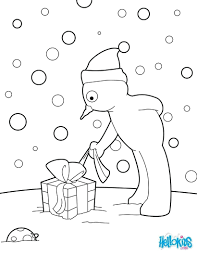 articles with printable christmas snowman coloring pages tag snow