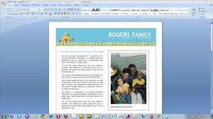newsletter templates in word vendor agreement format how to word