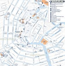 Walking Map Of Boston by Maps Update 1200857 Map Of Amsterdam With Tourist Attractions