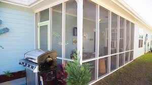 How To Close In A Covered Patio How To Screen In An Existing Porch Today U0027s Homeowner