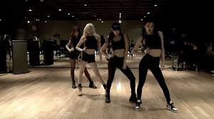 blackpink download album blackpink s dance practice video surpasses 4 million views soompi