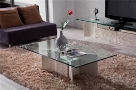 Marble Effect Coffee Tables 2017 Modern Marble Center Table For Living Room Furniture Glass