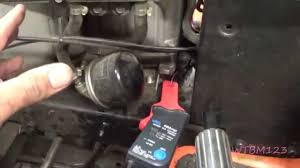 mower pto switch melts and mower deck remove husqvarna craftsman