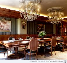 Classic Dining Room Furniture by 20 Traditional Dining Room Designs Home Design Lover