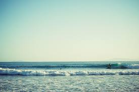 free stock photo of beach sea surfers