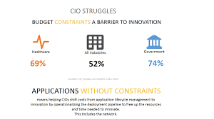 applications without constraints optimizing the it budget