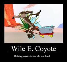 Wile E Coyote Meme - image 800937 fuck logic know your meme