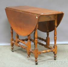 antique drop leaf gate leg table william mary style tiger maple drop leaf gate leg table sale