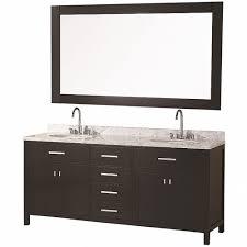 bathroom vanities designs design element 72 in w x 22 in d vanity in espresso with