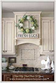 mosaic tile french country kitchen backsplash stainless teel