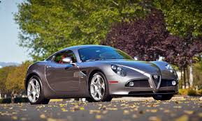 alfa romeo 8c super exotic and concept cars alfa romeo 8c