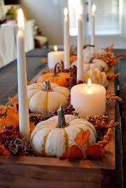 Fall Arrangements For Tables Fall Table Decorations You Will Love To Copy