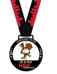 crc thanksgiving day half marathon 10k 5k