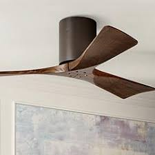 Flush Mount Ceiling Fans With Lights And Remote Small Flush Mount Ceiling Fans Hugger Fan Designs Ls Plus