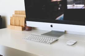 apple bureau gratis afbeeldingen bureau computer mac werk tafel